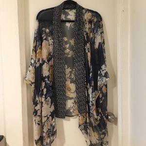 Silk Kimono- one size